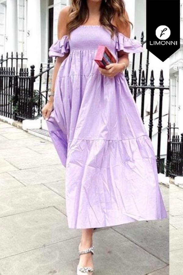 Vestidos para mujer Limonni Visionary LI3291 Maxidress