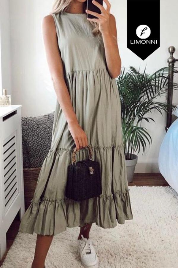 Vestidos para mujer Limonni Visionary LI3295 Maxidress