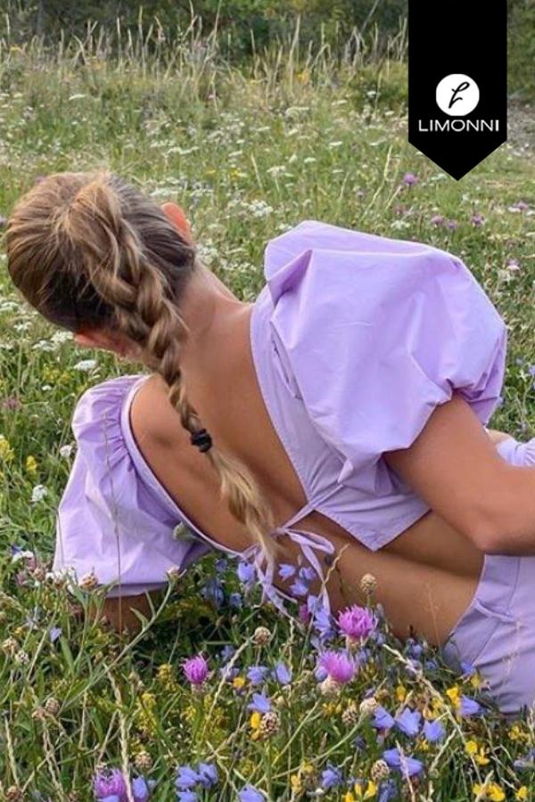 Blusas para mujer Limonni Visionary LI3297 Tops