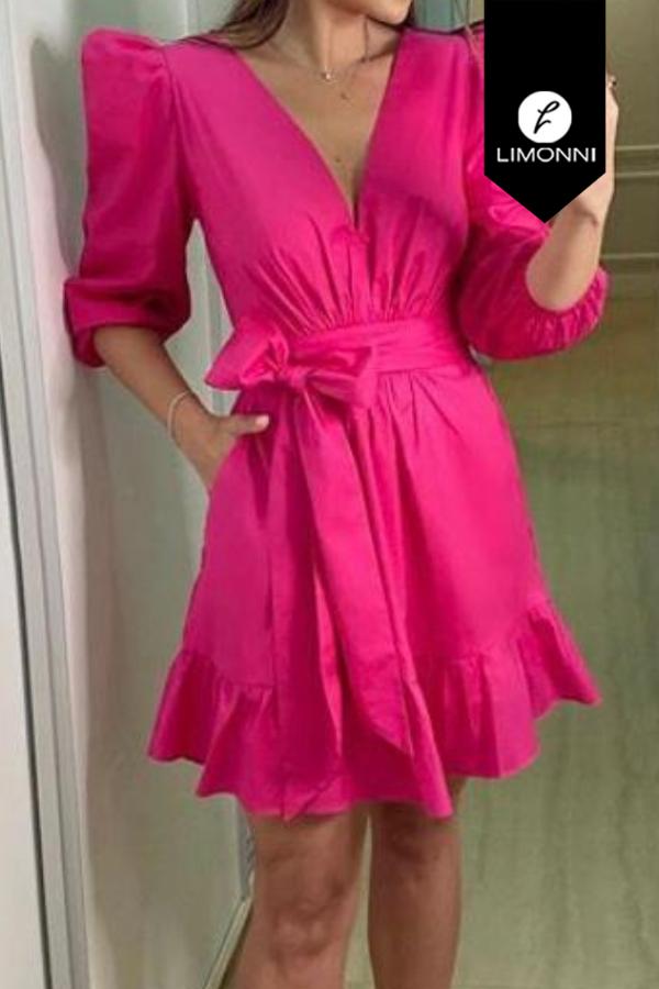 Vestidos para mujer Limonni Visionary LI3298 Cortos Casuales