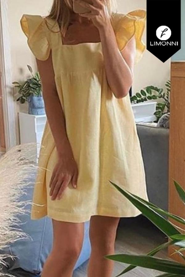 Vestidos para mujer Limonni Visionary LI3304 Cortos Casuales