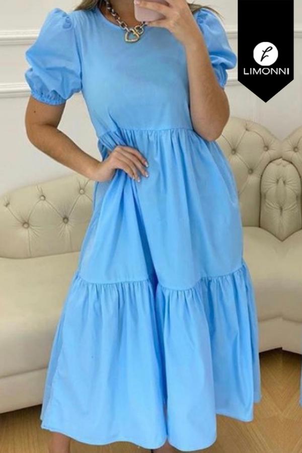 Vestidos para mujer Limonni Visionary LI3309 Maxidress