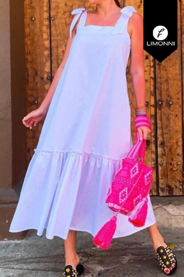 Vestidos para mujer Limonni Visionary LI3310 Maxidress