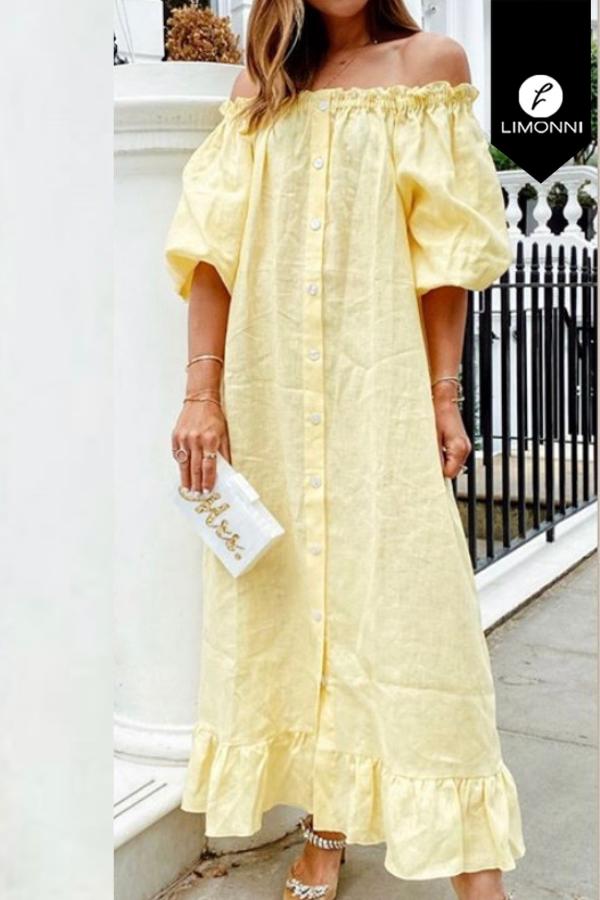 Vestidos para mujer Limonni Visionary LI3313 Maxidress