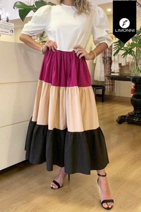 Vestidos para mujer Limonni Visionary LI3351 Maxidress