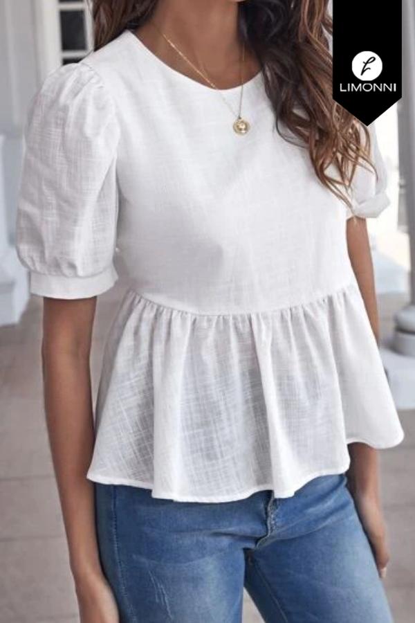 Blusas para mujer Limonni Mailía LI3354 Casuales