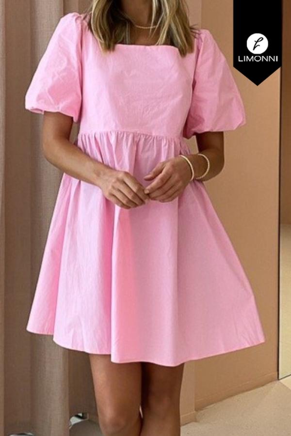 Vestidos para mujer Limonni Mailía LI3355 Cortos Casuales