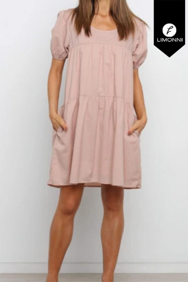 Vestidos para mujer Limonni Mailía LI3357 Cortos Casuales