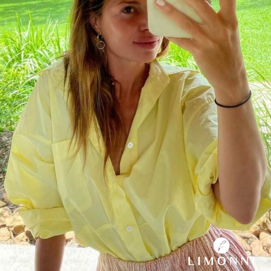 Blusas para mujer Limonni Mailía LI3358 Camiseras