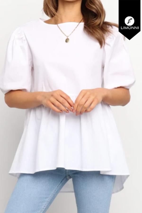 Blusas para mujer Limonni Mailía LI3360 Casuales