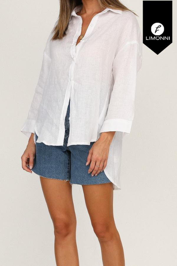 Blusas para mujer Limonni Mailía LI3363 Camiseras