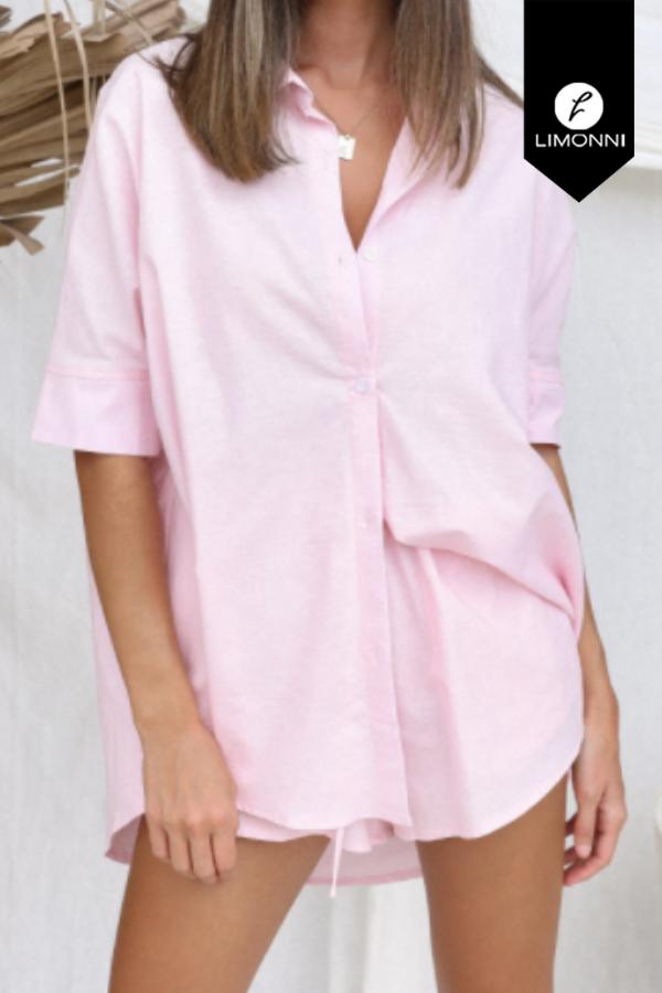 Blusas para mujer Limonni Mailía LI3365 Camiseras