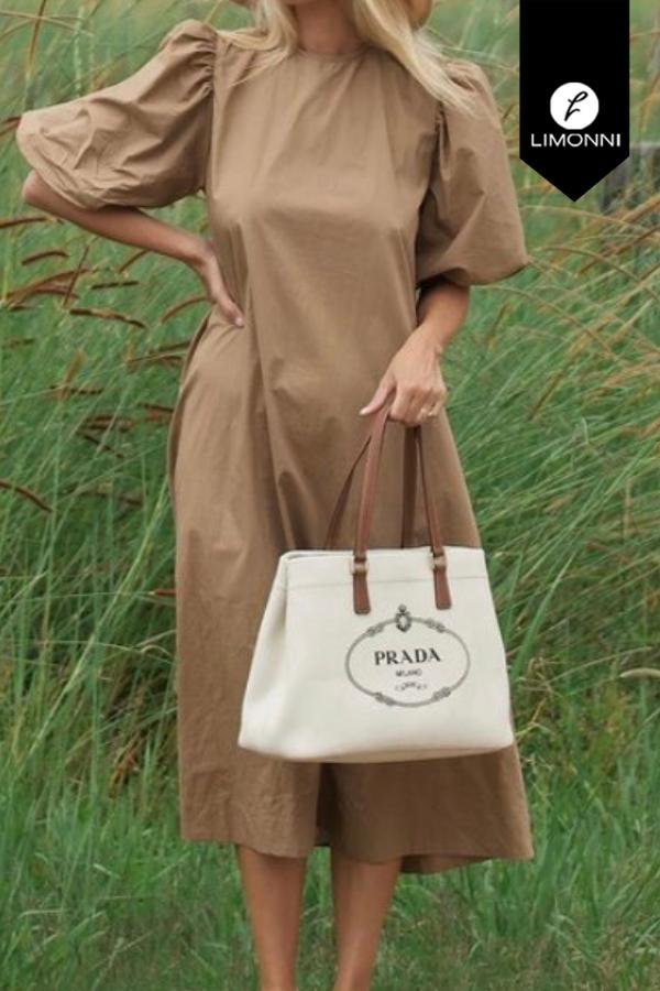 Vestidos para mujer Limonni Mailía LI3369 Maxidress