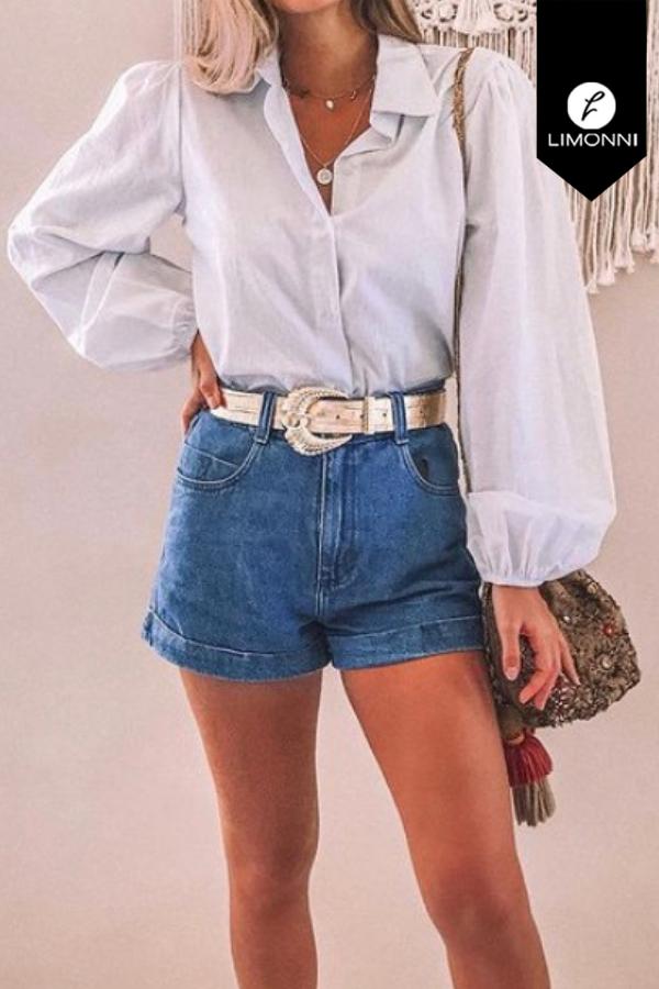 Blusas para mujer Limonni Mailía LI3373 Camiseras