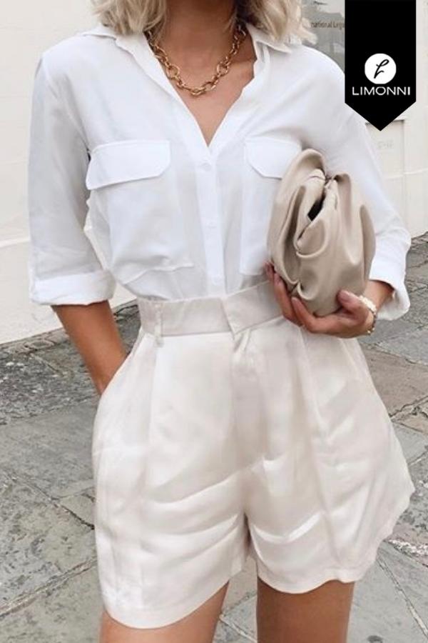 Blusas para mujer Limonni Mailía LI3376 Camiseras