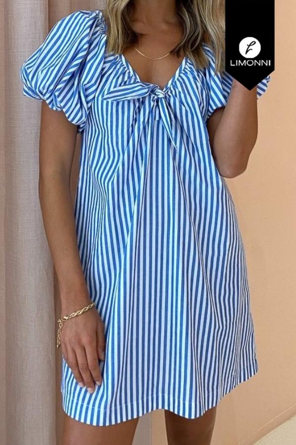 Vestidos para mujer Limonni Mailía LI3382 Cortos Casuales