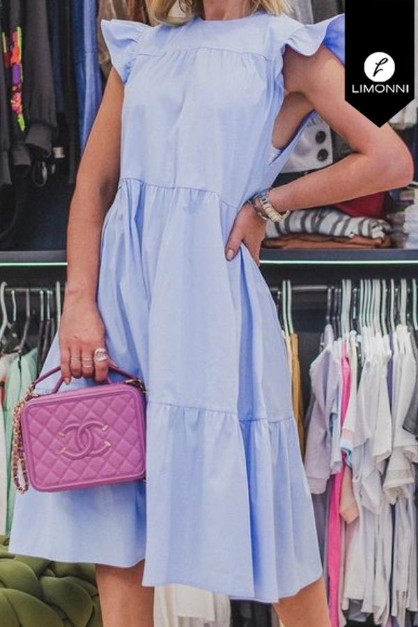 Vestidos para mujer Limonni Mailía LI3391 Cortos Casuales