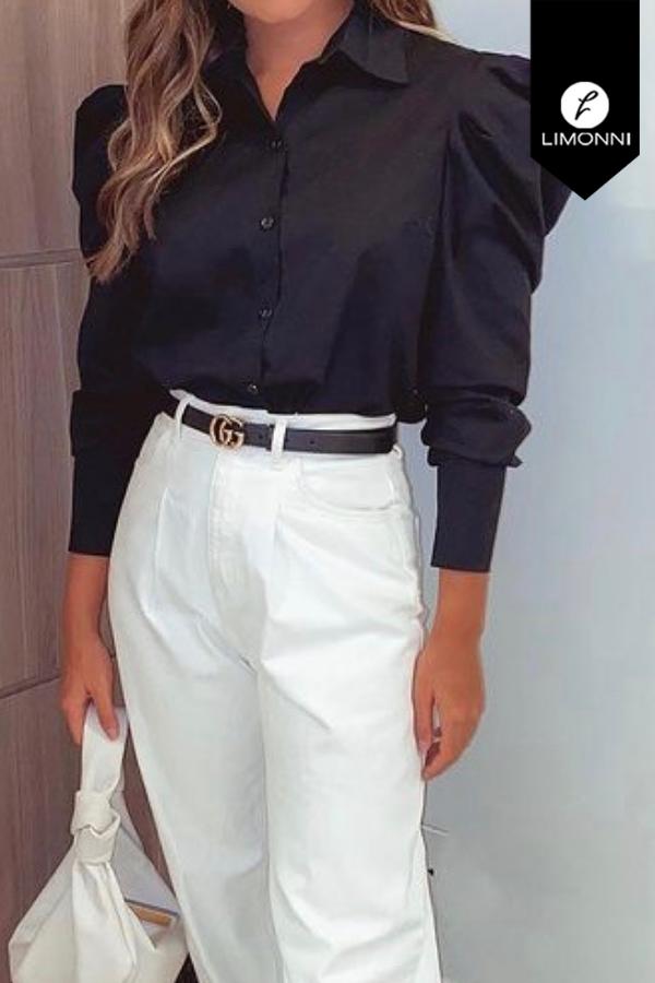 Blusas para mujer Limonni Mailía LI3394 Camiseras