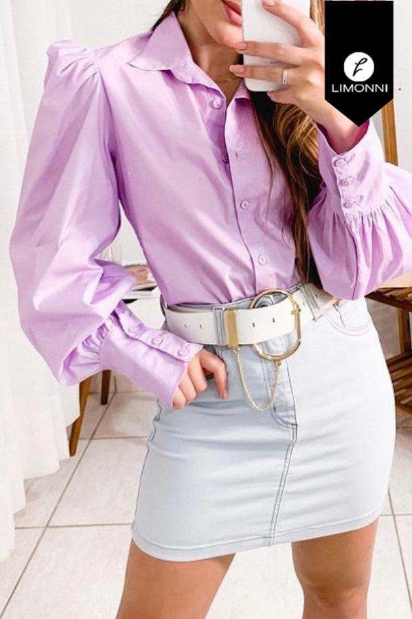 Blusas para mujer Limonni Mailía LI3396 Camiseras