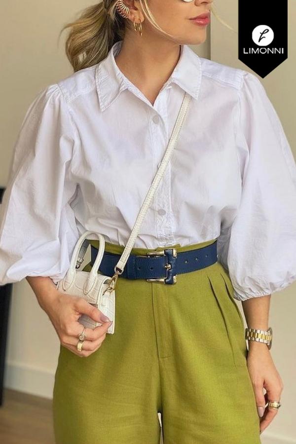 Blusas para mujer Limonni Mailía LI3397 Camiseras