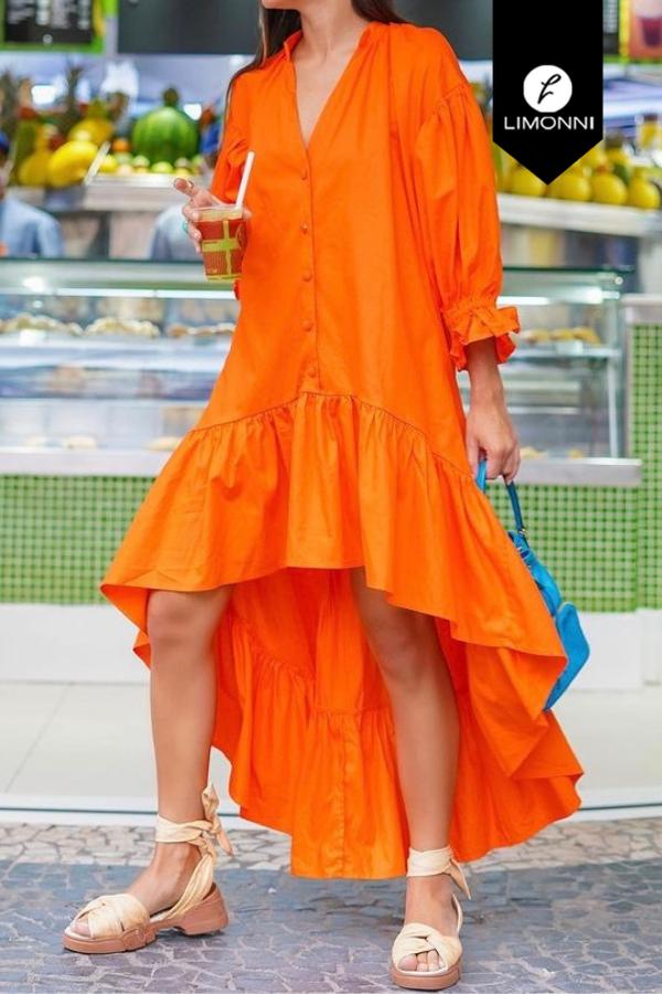 Vestidos para mujer Limonni Mailía LI3398 Maxidress