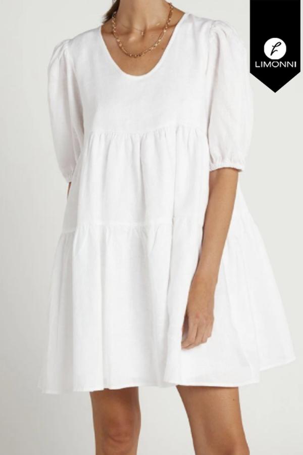 Vestidos para mujer Limonni Mailía LI3406 Cortos Casuales