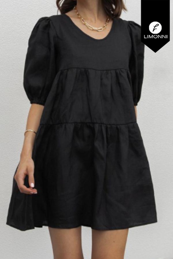 Vestidos para mujer Limonni Mailía LI3407 Cortos Casuales