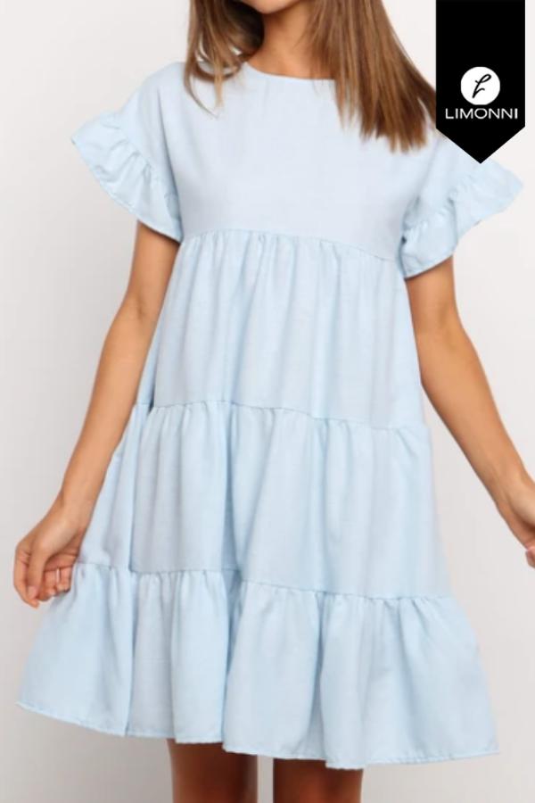 Vestidos para mujer Limonni Mailía LI3408 Cortos Casuales