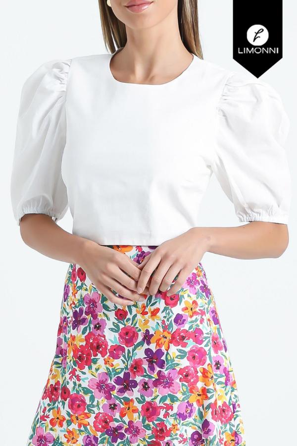 Blusas para mujer Limonni Mailía LI3415 Tops
