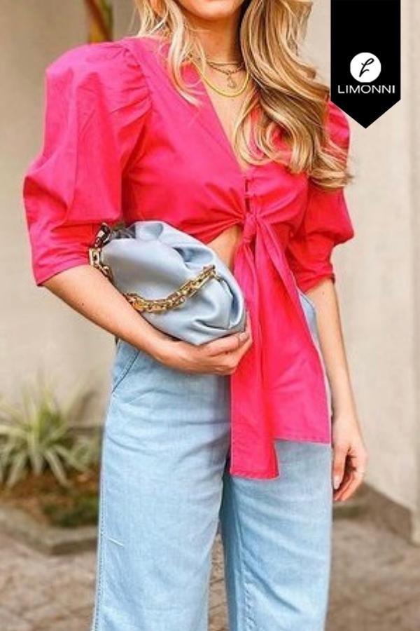 Blusas para mujer Limonni Mailía LI3416 Tops