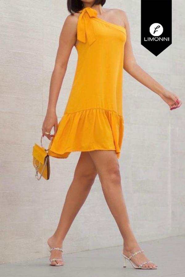 Vestidos para mujer Limonni Mailía LI3418 Cortos elegantes