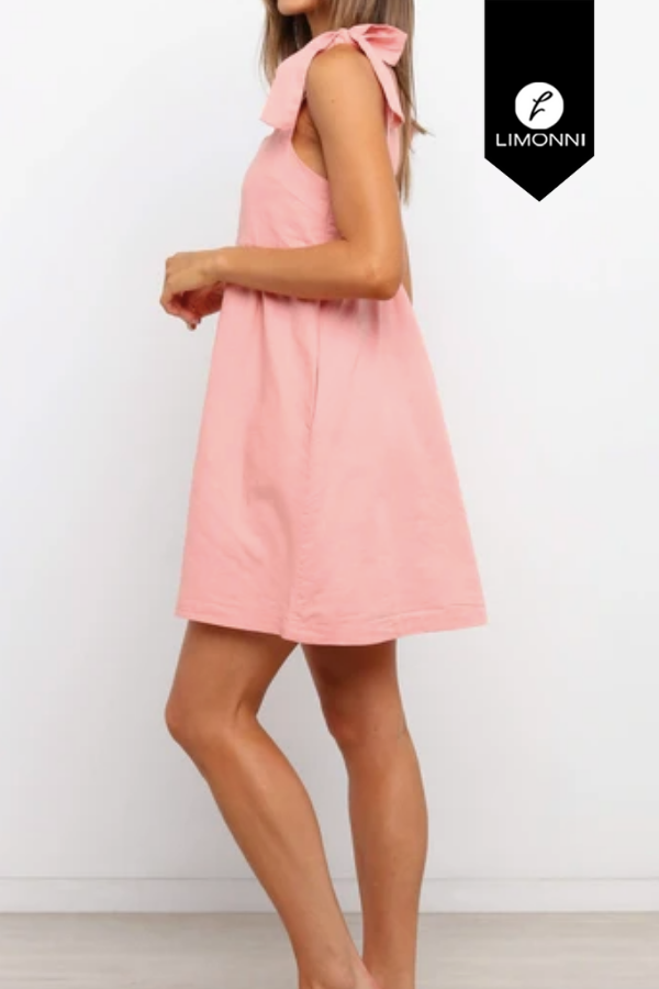 Vestidos para mujer Limonni Mailía LI3420 Cortos Casuales