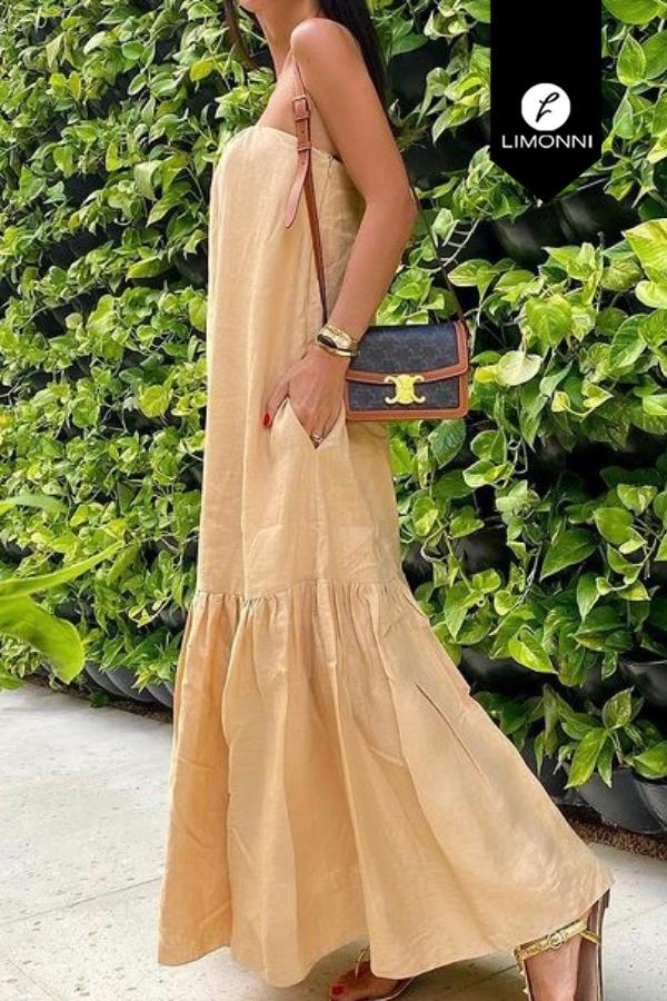 Vestidos para mujer Limonni Mailía LI3421 Maxidress
