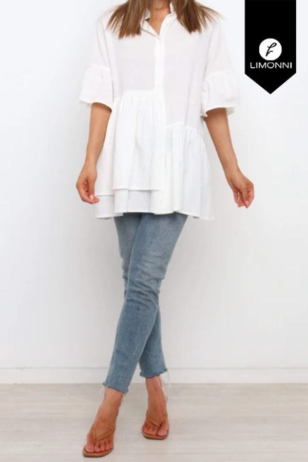 Blusas para mujer Limonni Mailía LI3423 Casuales