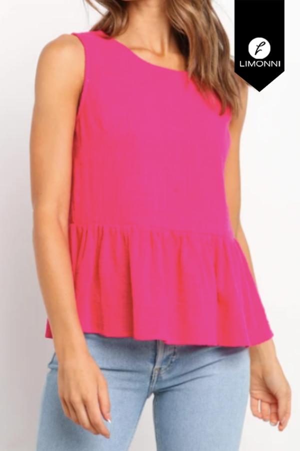 Blusas para mujer Limonni Mailía LI3424 Casuales