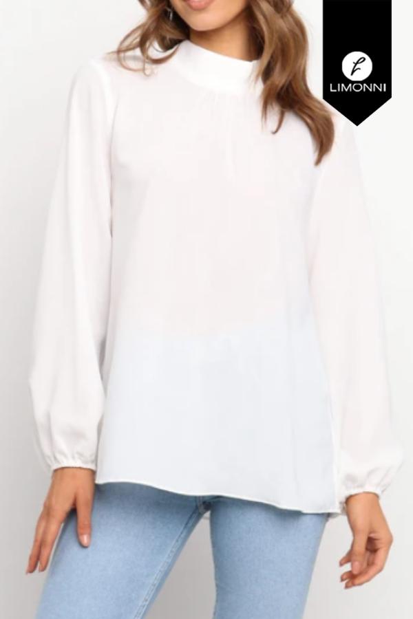 Blusas para mujer Limonni Mailía LI3425 Casuales