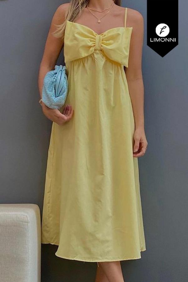 Vestidos para mujer Limonni Mailía LI3427 Maxidress