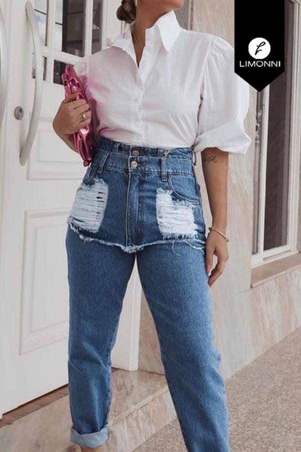 Blusas para mujer Limonni Mailía LI3429 Camiseras