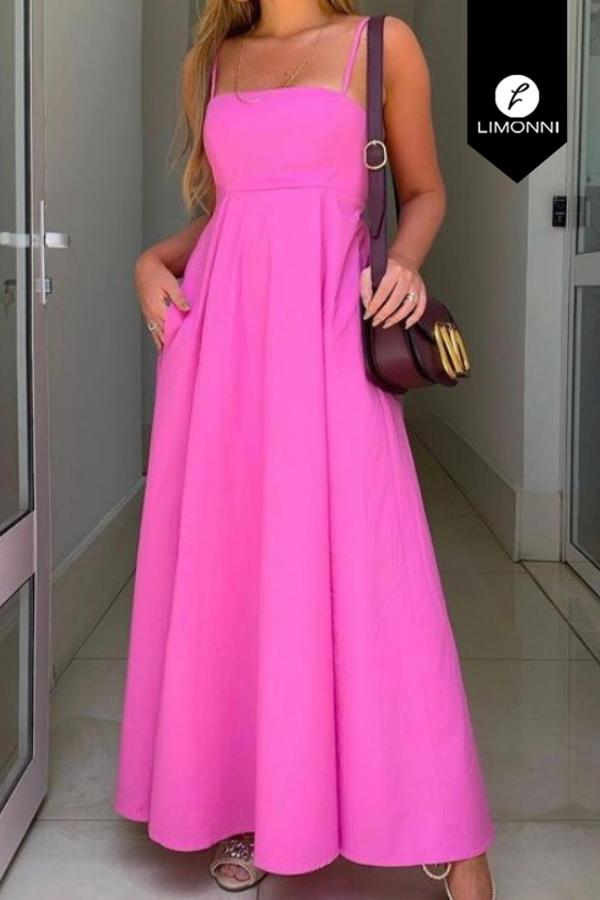 Vestidos para mujer Limonni Mailía LI3430 Maxidress
