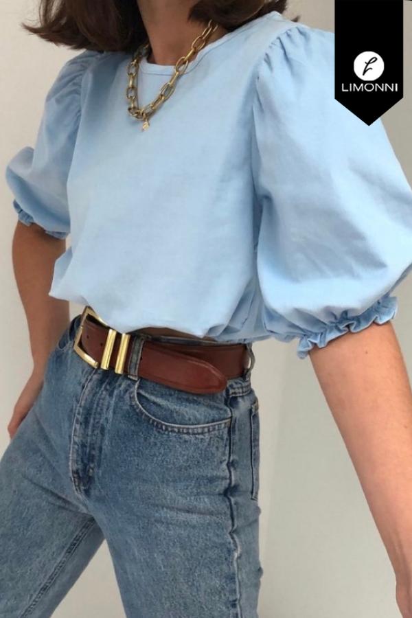 Blusas para mujer Limonni Mailía LI3431 Casuales