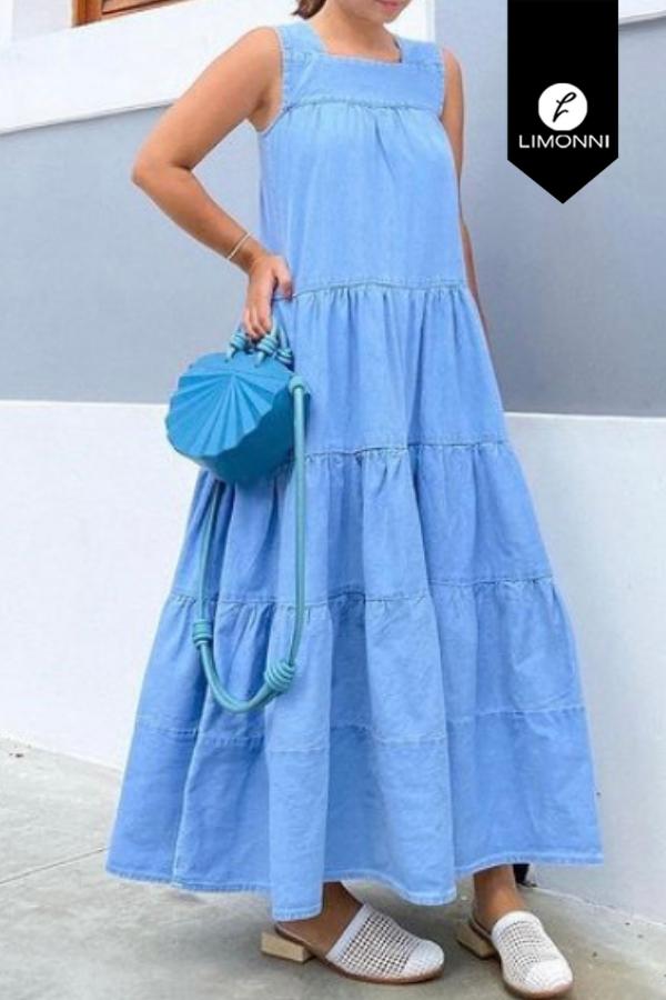 Vestidos para mujer Limonni Mailía LI3435 Maxidress