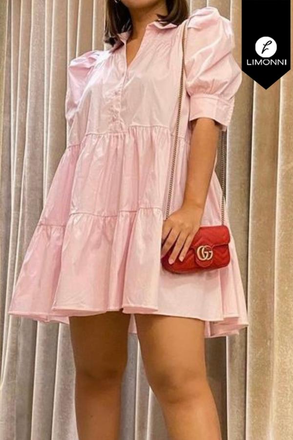 Vestidos para mujer Limonni Mailía LI3438 Cortos Casuales