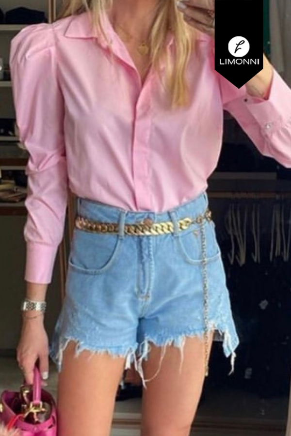 Blusas para mujer Limonni Mailía LI3443 Camiseras