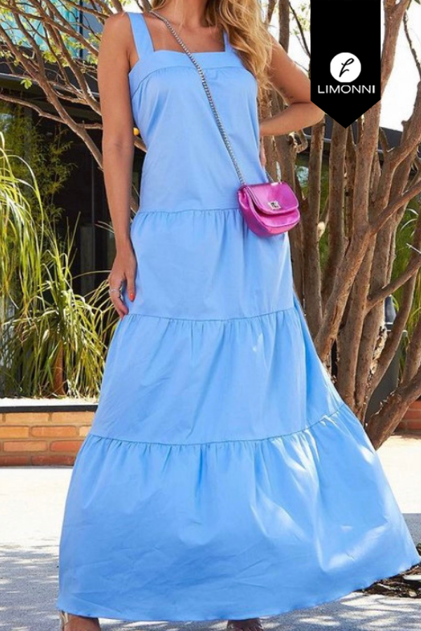 Vestidos para mujer Limonni Mailía LI3444 Maxidress