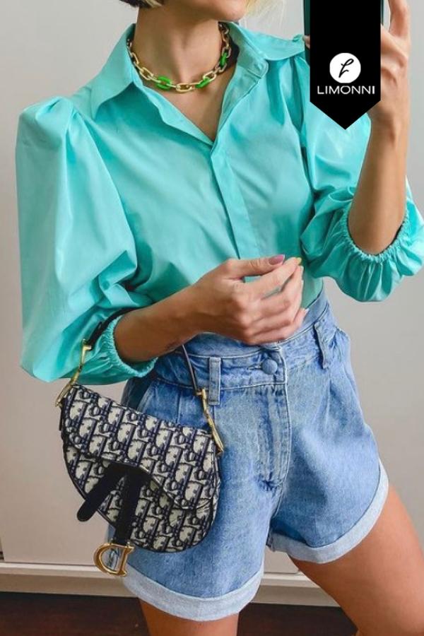 Blusas para mujer Limonni Mailía LI3450 Camiseras
