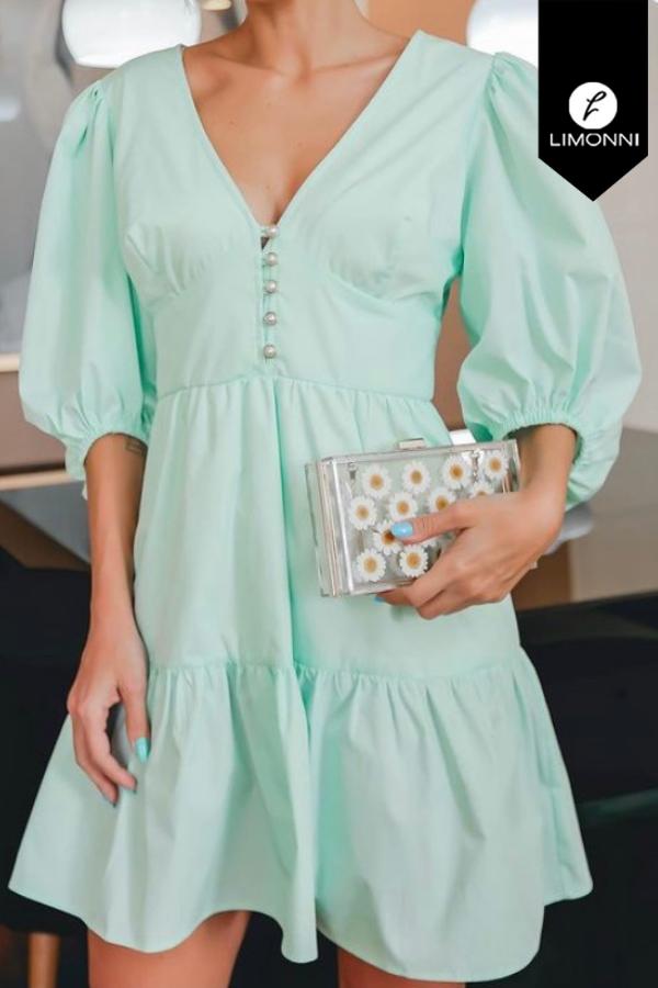 Vestidos para mujer Limonni Mailía LI3451 Cortos Casuales