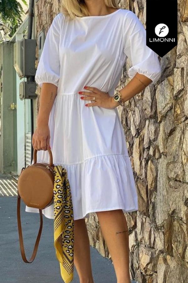 Vestidos para mujer Limonni Mailía LI3452 Cortos Casuales