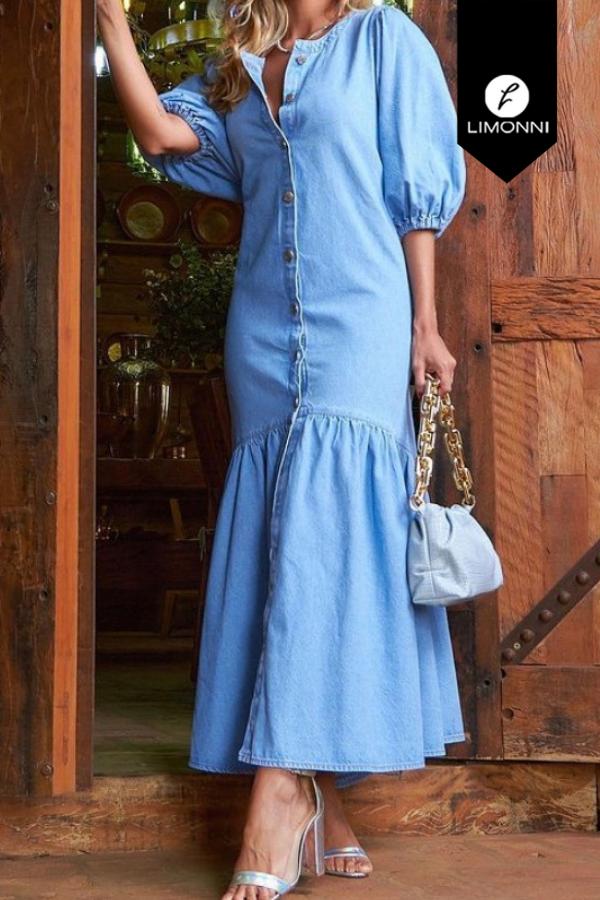 Vestidos para mujer Limonni Mailía LI3455 Maxidress