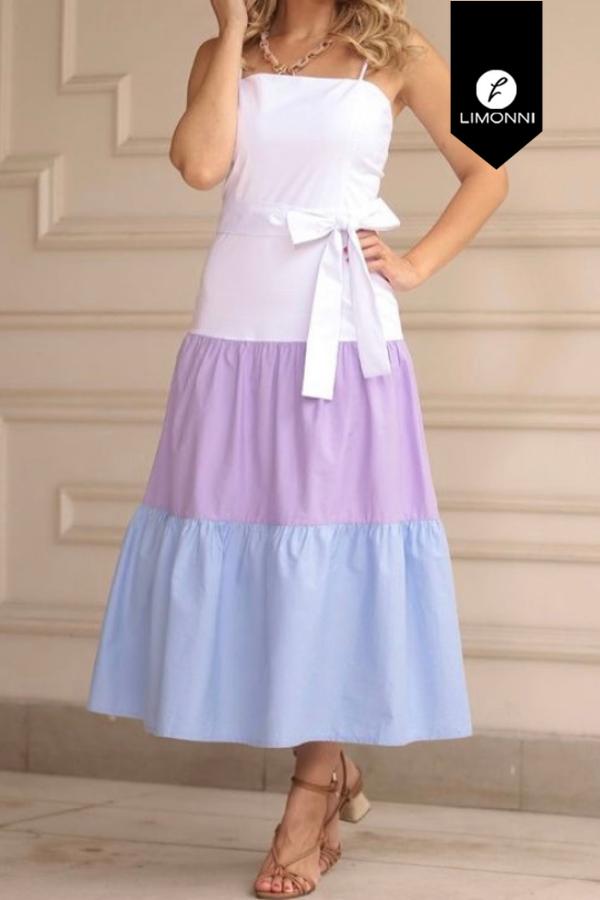Vestidos para mujer Limonni Mailía LI3458 Maxidress