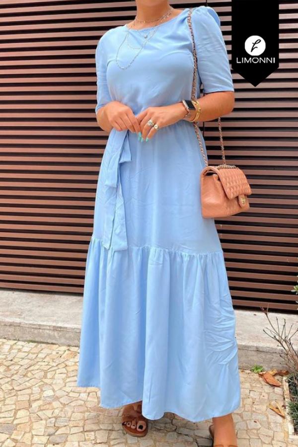 Vestidos para mujer Limonni Mailía LI3460 Maxidress